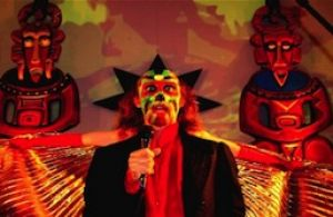 The Crazy World of Arthur Brown @ The Button Factory