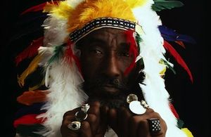Lee 'Scratch' Perry @ The Button Factory