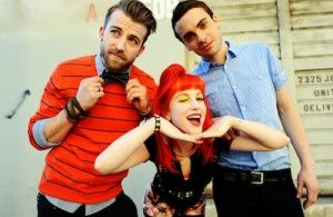 Paramore @ The Olympia Theatre