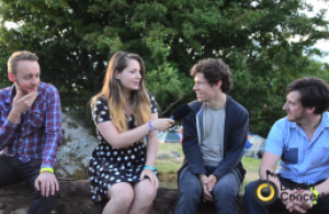 The Young Folk at KnockanStockan 2013 – Interview