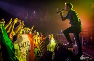 Hoodie Allen at The Academy – Photos