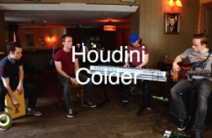 "Watch Dublin band Houdini perform ""Colder"" for DublinConcertsTV"