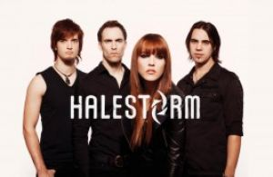 Halestorm @ The Academy