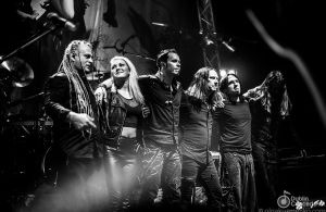 Kamelot at the Button Factory – Review & Photos
