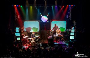 Public Service Broadcasting at the Button Factory – Photos