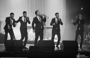 The Overtones at the Olympia Theatre – Photos