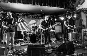 Codes at Whelan's – Review & Photos