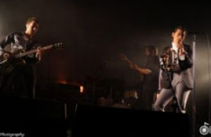 The Last Shadow Puppets At The Olympia Theatre – Photos & Review