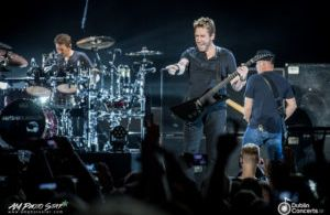 Nickelback At 3Arena – Photos