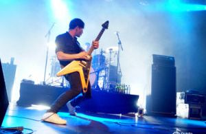 Ash At The Olympia Theatre – Photos & Review