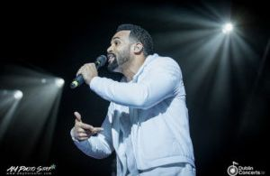 Craig David At The 3Arena – Photos