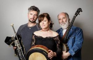 Cathy Jordan, Jarlath Henderson & Mick Daly @ The Sugar Club