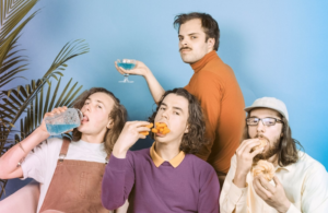 Peach Pit @ The Grand Social