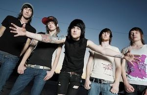 Asking Alexandria @ The Academy