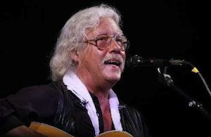 Arlo Guthrie @ The Button Factory