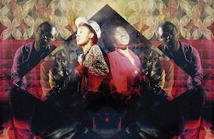 Shabazz Palaces and Theesatisfaction @ The Twisted Pepper