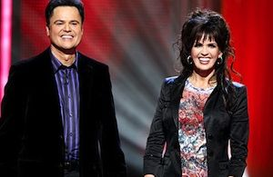 Donny and Marie @ The O2