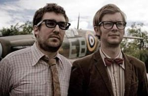 Public Service Broadcasting @ The Academy
