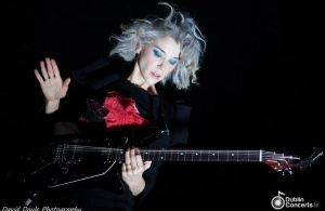 St Vincent at The Olympia Theatre – Review & Photos