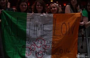 All Time Low at The Olympia Theatre – Photos
