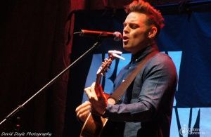 Ben Montague at The Olympia Theatre – Photos