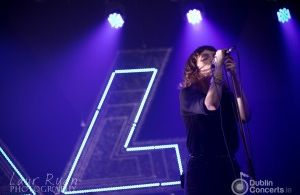 Chvrches at The Olympia Theatre – Photos and Review