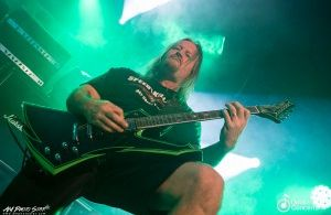 Overkill at The Academy – Review & Photos