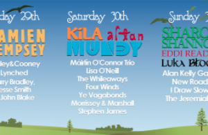 Closed | Win a pair of tickets to Salmon Leap Festival 2015