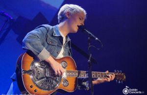 Laura Marling and Gill Landry at the Olympia Theatre – Photos