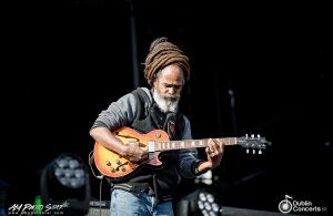 Wailers at Croke Park – Photos
