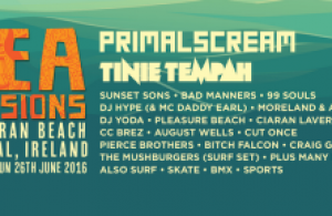 The Line-up For Sea Sessions 2016 Is Here!