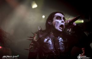 Cradle Of Filth At The Academy – Photos