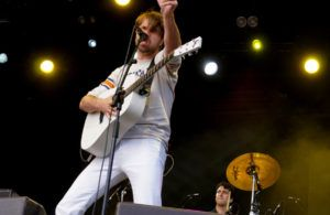 The Vaccines At Royal Hospital Kilmainham – Photos