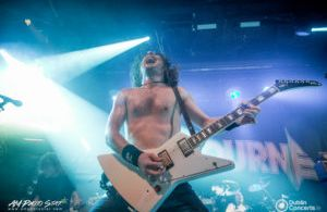 Airbourne At The Academy – Photos
