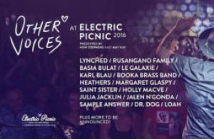 Other Voices Announces New Acts For Electric Picnic