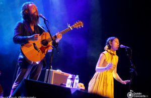 Sam Beam & Jesca Hoop At The Olympia Theatre – Review & Photos