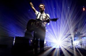 Frank Turner At The Olympia Theatre – Photos