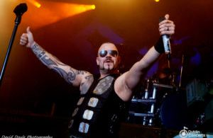 Sabaton & Accept At Vicar Street – Photos