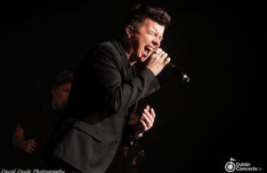 Rick Astley At The Olympia Theatre – Photos