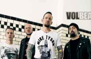 Volbeat @ The Olympia Theatre