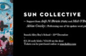Sun Collective To Play Smock Alley Theatre