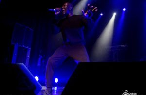 Stormzy At The Olympia Theatre – Photos