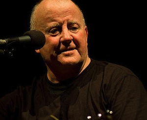 Christy Moore - A gig for children of Gaza - Vicar Street - 12 October 2014