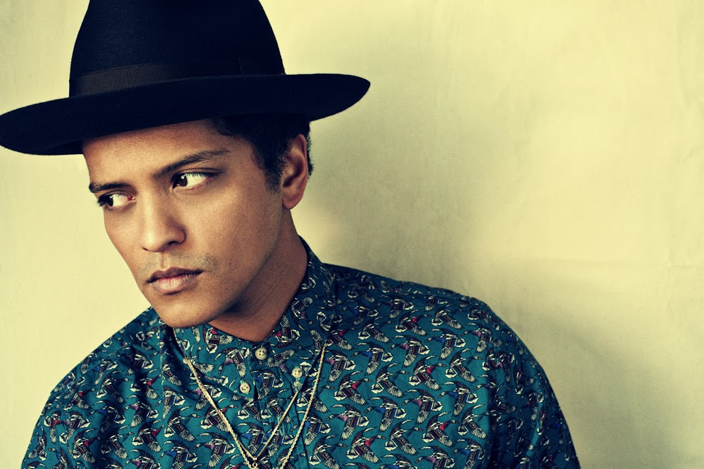Bruno Mars At 3Arena - Review