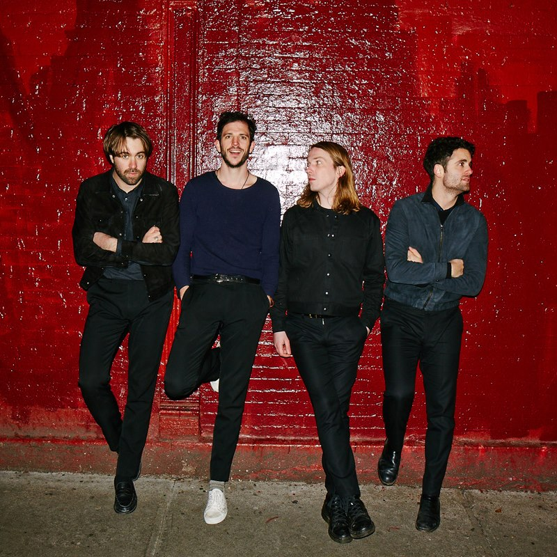 The Vaccines At The Olympia Theatre - Review