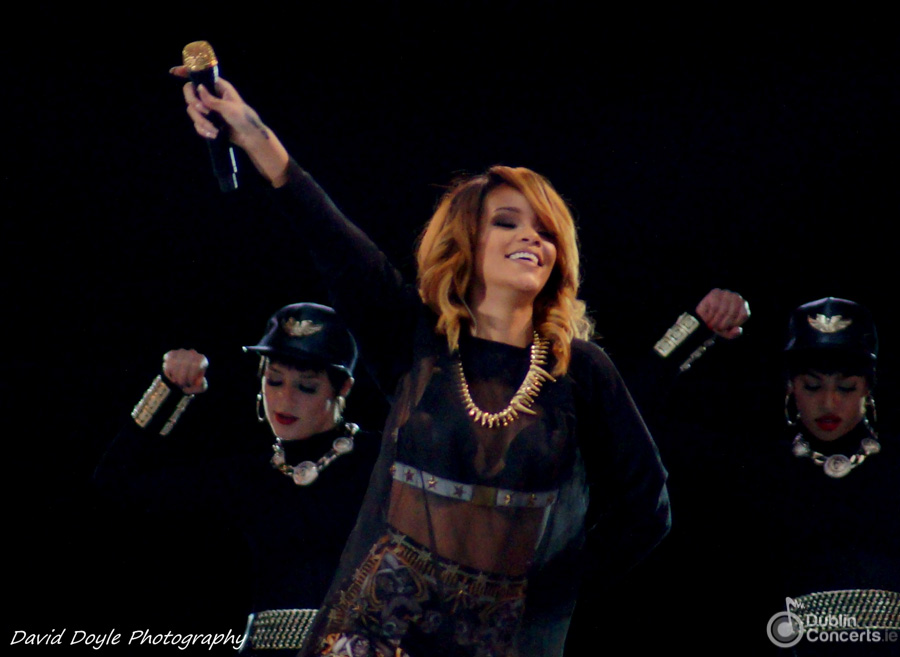 Rihanna - The Aviva Stadium