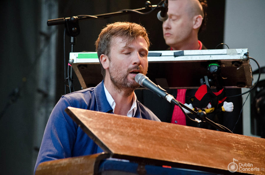 Bell X1 At The Olympia Theatre - Review