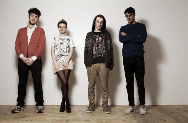 Clean Bandit Academy Dublin 6 March 2015