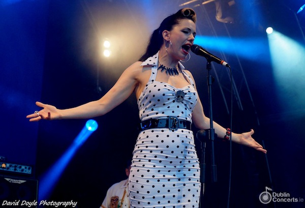 Imelda May, Royal Theatre, INEC, December 2014