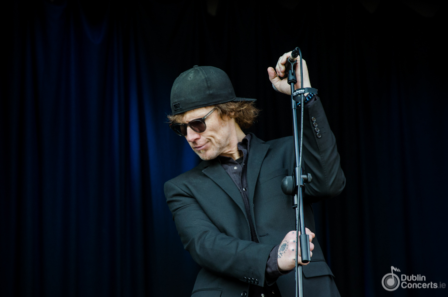 Mark Lanegan, Academy Dublin, 17 January 2015